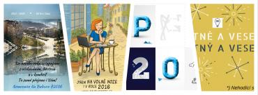 Na FeedIT.cz se opět objevují PFka a vánoční přání.