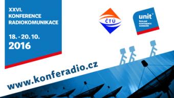 DigiZone.cz: Konference Radiokomunikace se blíží