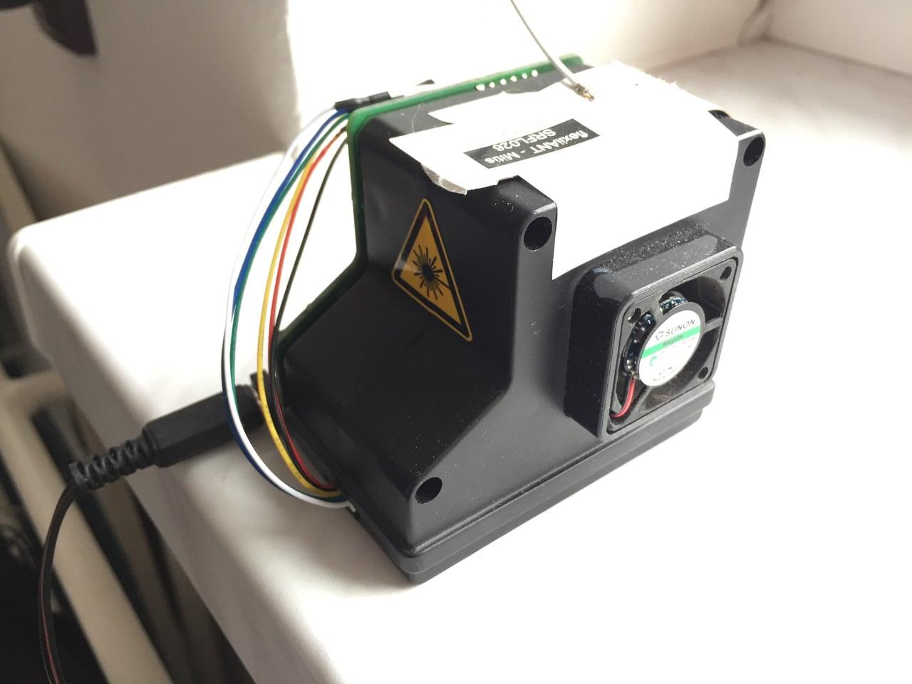 Ostravský hackerspace Labka a jejich IoT projekt SenseNet