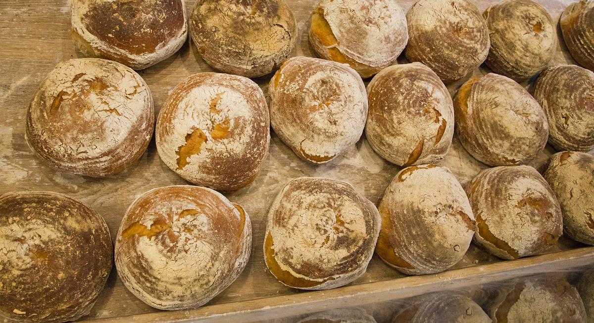 V Antonínově pekařství uvidíte celou výrobu přímo na prodejně