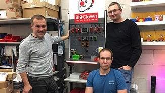 Lupa.cz: Hardwarová skládačka BigClown jde do světa