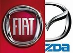 Mazda a Fiat potáhnou za jeden provaz