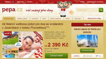 Lupa.cz: O slevový server Pepa.cz se perou společníci