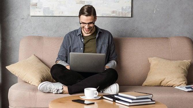 Home-office a práce na dálku? Podle odborníků vbudoucnu běžná praxe