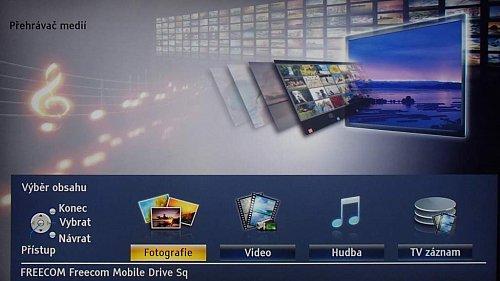 Multimédia jsou dobře dostupná stejně jako vaše televizní nahrávky. Jen nezapomeňte, že po připojení pevného disku k novému televizoru nebudou k přečtení a že je nepřečtete ani pod Windows. Disk je vyhrazený pouze pro ten televizor se kterým je spárován.