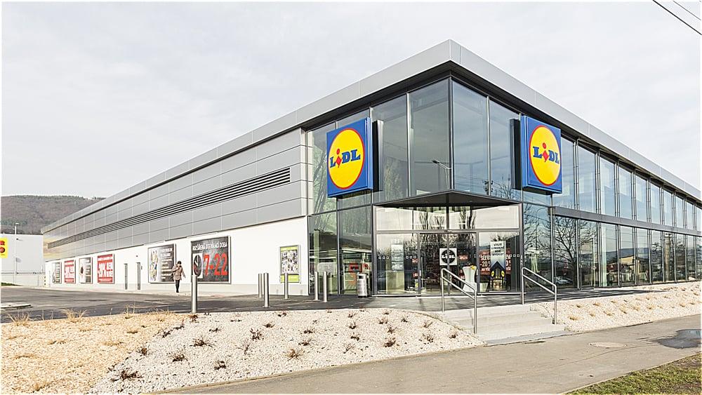 Nová prodejna Lidlu v Berouně a německý e-shop