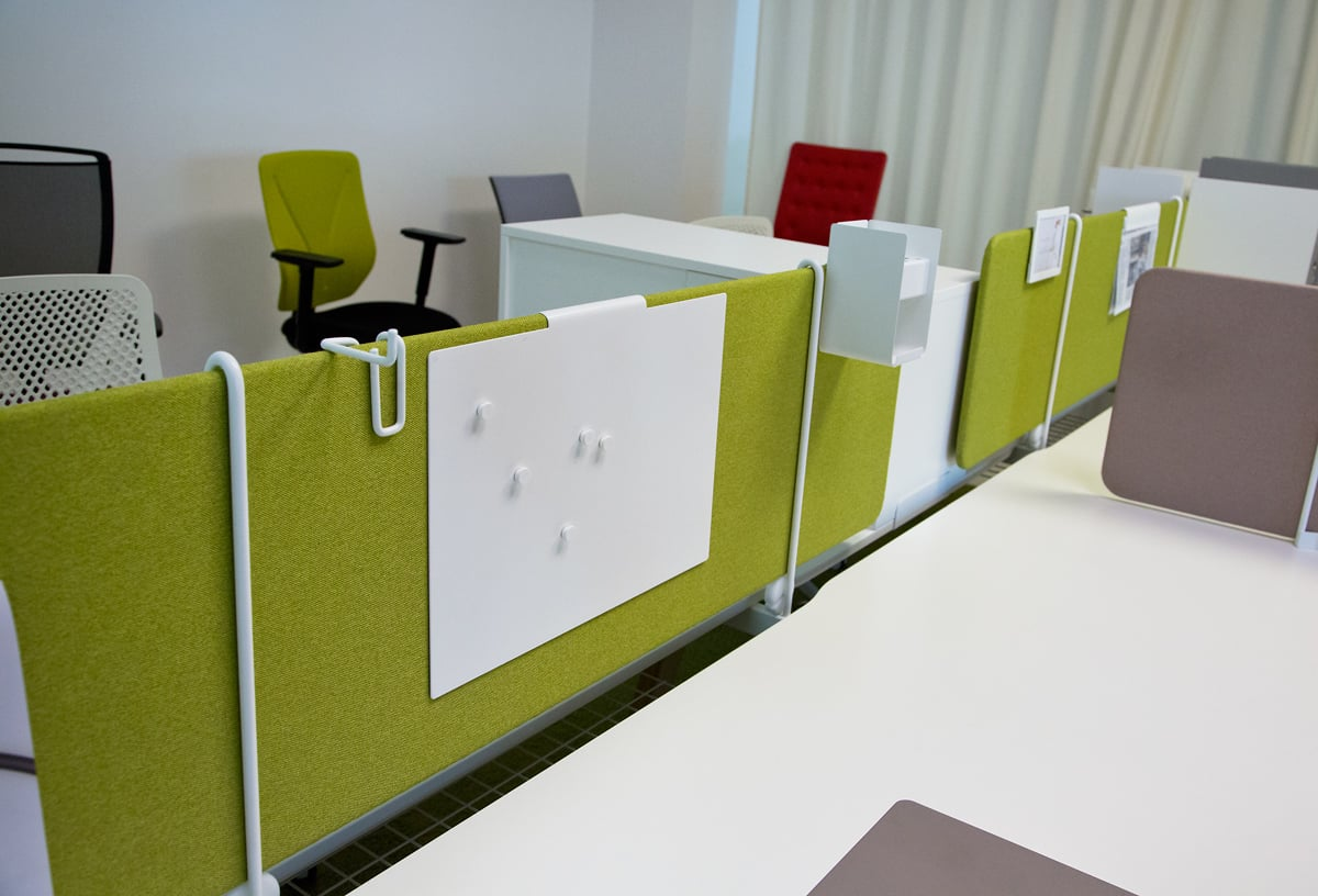 U1 a jejich vlastní kancelářský systém Only1.