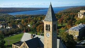 univerzita Cornell