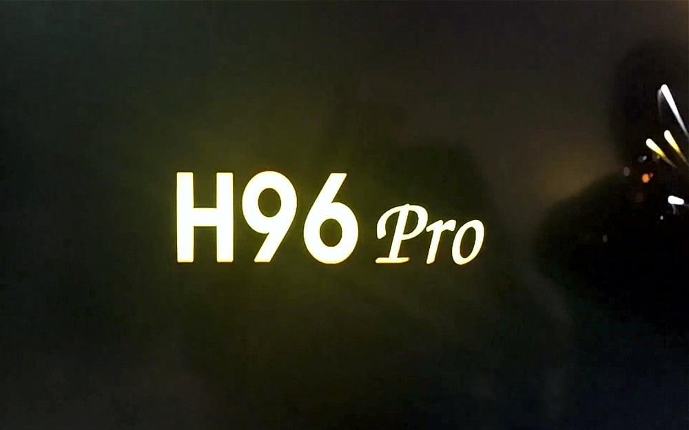 Uživatelské prostředí boxů H 96 Pro a R-Box Pro