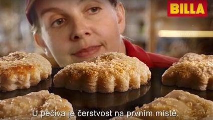 Vitalia.cz: Billa peče, až se jí od huby práší