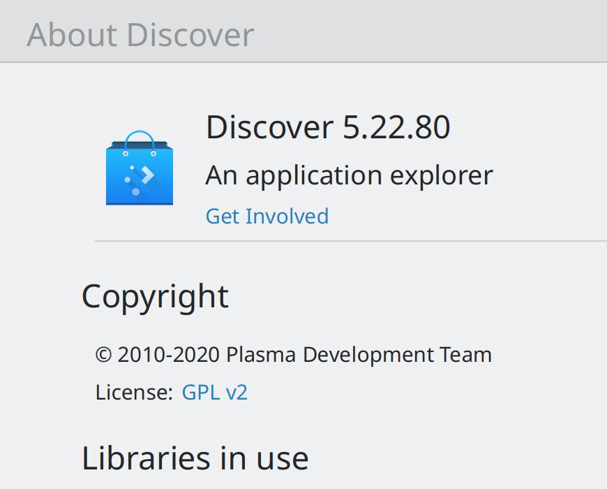KDE Plasma (červenec 2021)