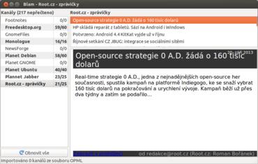 Softwarová sklizeň (25.9.2013) - obrázky k článku