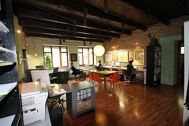 Nové sídlo Videoflotu v Brně