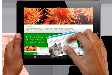 Elektronická učebnice na iPadu je prostě paráda. Do kindle ji ale Apple přenést neumožní, ani nikam jinam. Uzamčení na ekosystém Apple je tu dokonalé.