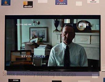 On-line videopůjčovna Netflix, která možná vstoupí i k nám si udělala velké jméno seriálem House of Cards ve 4K (Panasonic). Takovéhoto obsahu ale zatím moc není.
