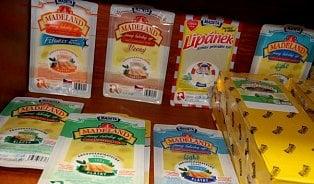 Mléko od Madety koupíte ivČíně a Lipánka na Seychelách