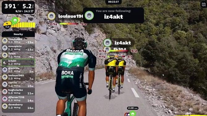 [aktualita] Pale Fire Capital kupuje službu Rouvy, virtuální trenažér pro běžce či cyklisty