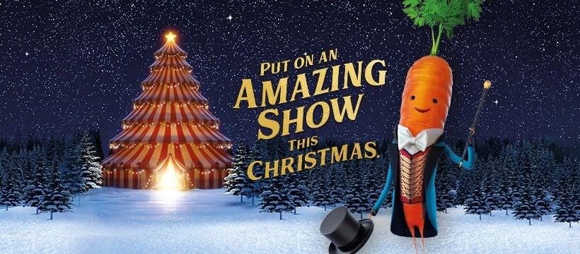 Prohlédněte si vánoční kampaně známých značek