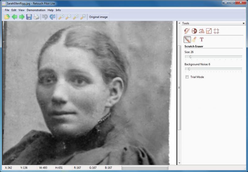 Pomocí Retouch Pilot Lite zvládnete retušovat fotografie