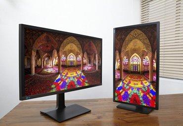 Samsung UE850 představuje monitor s rozlišením Ultra HD, panelem PLS a pohledovými úhly 178°. Určen je pro firemní nasazení.