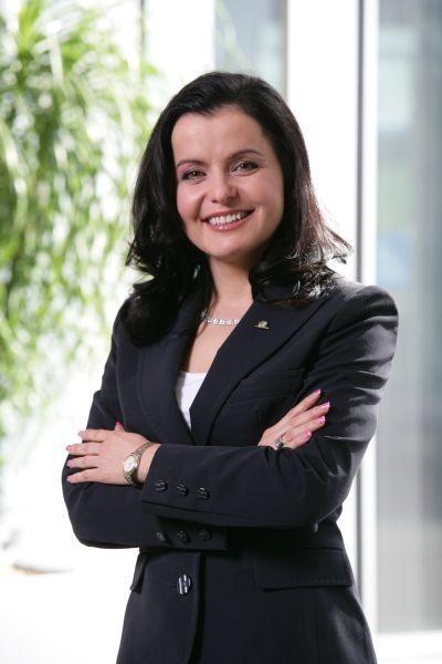 Lucie Urválková, CFO UNIQA