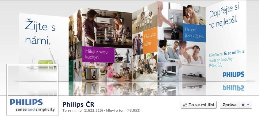 Inspirujte se úvodními fotkami na FB velkých firem