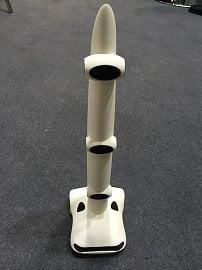 AIRBreeze, model robota od Altronu a Bender Robotics.