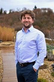 Ladislav Neuhäuser, člen představenstva Českomoravské stavební spořitelny (07/2019).
