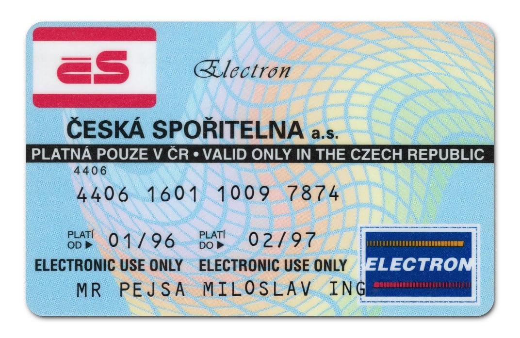 Nejzajímavější platební karty v Česku