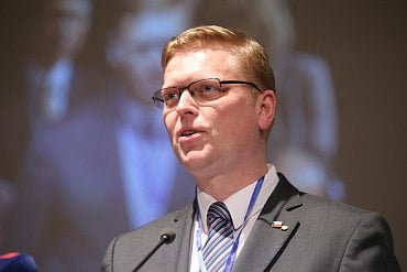 Pavel Bělobrádek na konferenci ISSS 2017