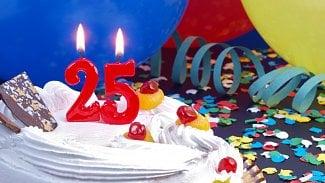 Dort 25 let narozeniny