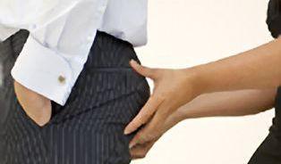 Sex v práci - nic výjimečného
