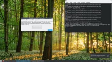 Greenie Linux 20.04 - potíže se SourceForge