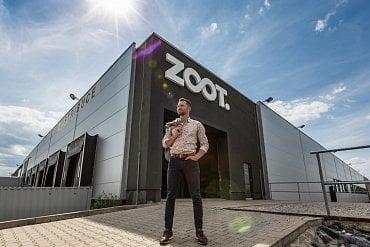 Milan Polák, výkonný ředitel Zoot.cz a Different.cz