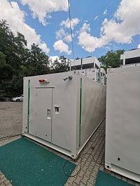 Mobilní datacentrum od Altronu určené do Abú Dhabí