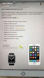 Návod, jak zprovoznit Apple Pay v Česku pomocí aplikace boon.