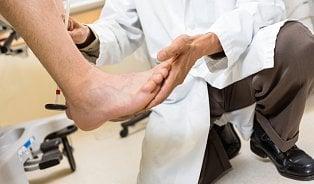 Poruchy nohy ovlivňují celé tělo