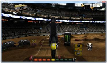 Ricky Carmichael Motocross Matchup - povedené motokrosové závody