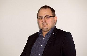Jakub Juhas, technický ředitel Digital Broadcasting,