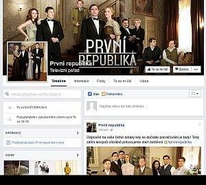 První republika – Facebook.