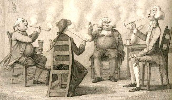 dávat perfektní kouření