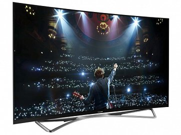 První a zatím jediný OLED televizor Panasoniku, TX-65CZ950. Na veletrhu CES 2016 tento výrobce bohužel s touto technologií neuvedl nic.
