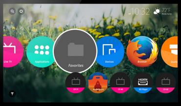 Firefox OS pro chytré televize