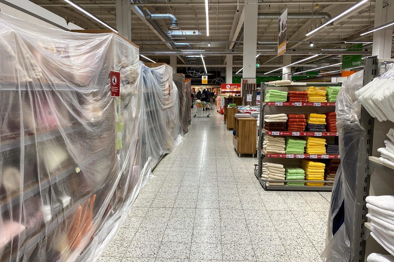 Jak to vypadá v českým obchodech