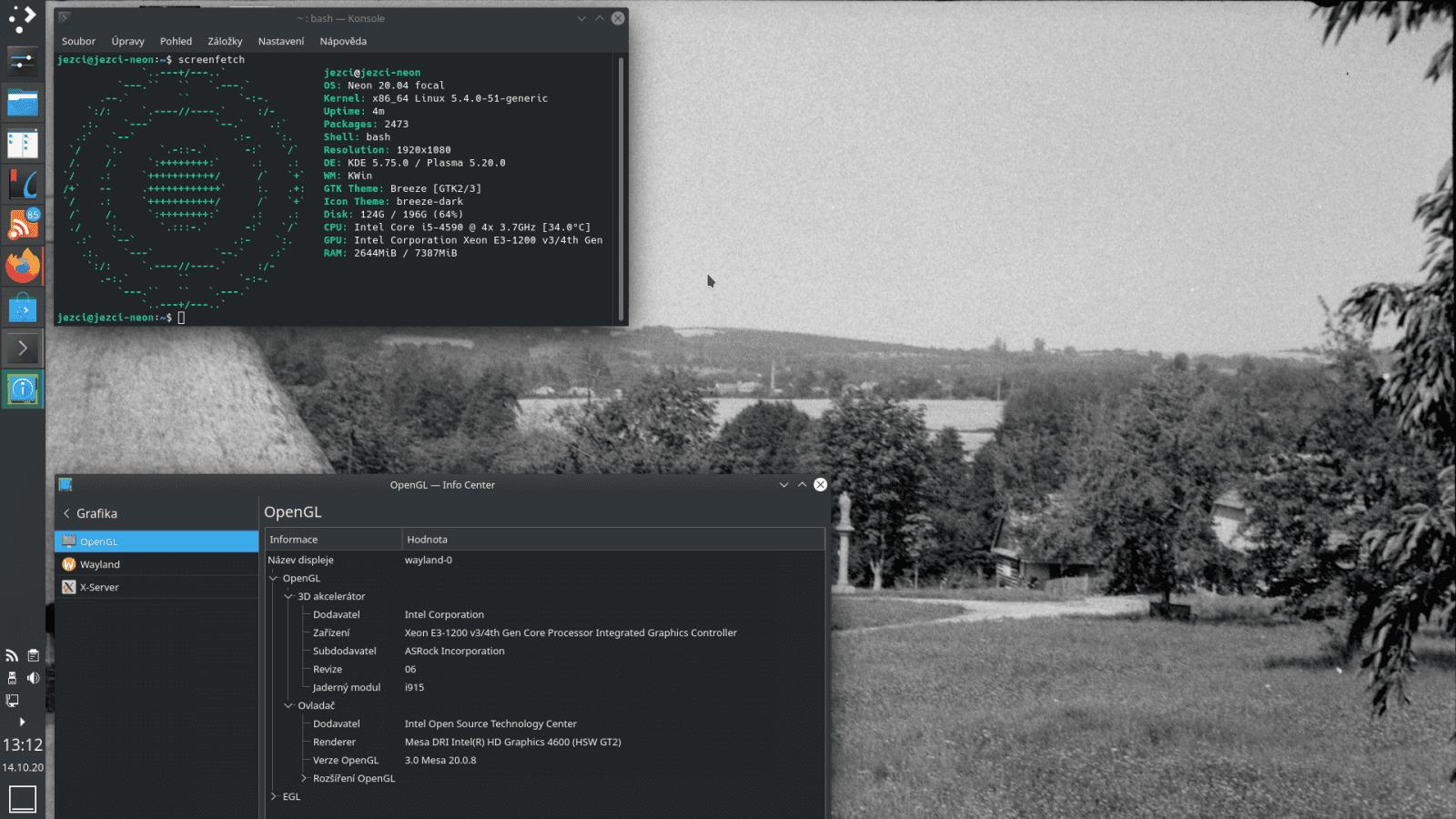 KDE Plasma 5.20 (finální)