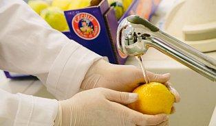 Vitalia.cz: Z citrónu pesticidy nevymyjete. Ani octem