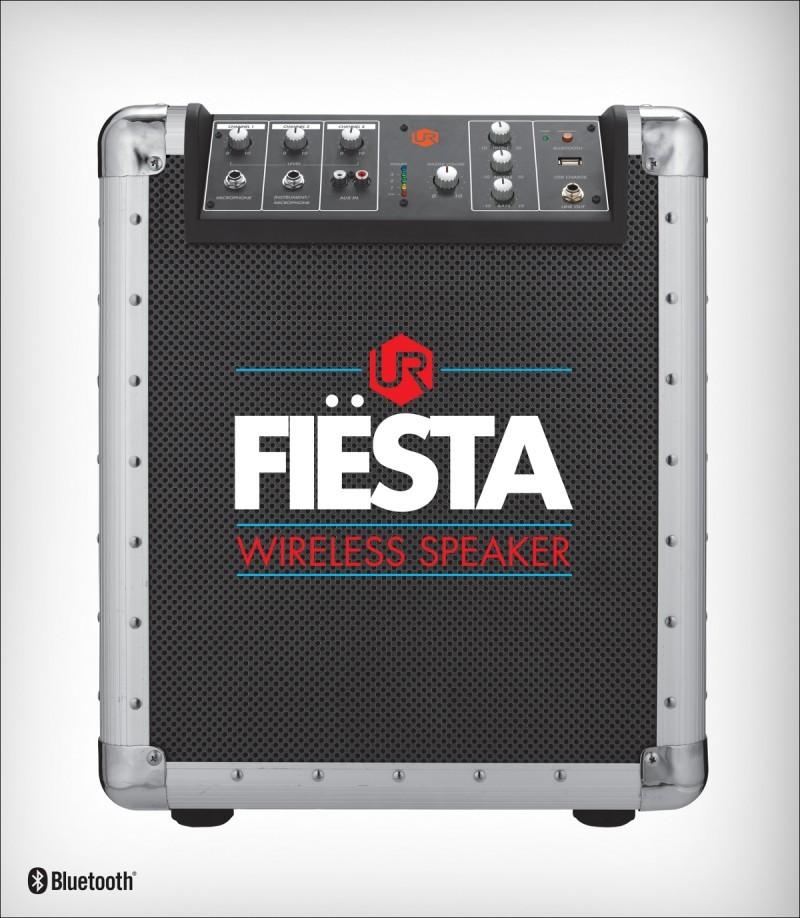 Urban Revolt Fiësta Wireless Speaker