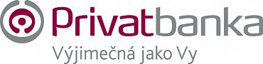 Logo reprezentace Privatbanky v ČR.
