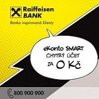 Raiffeisenbank mění poplatky arozdává mobily