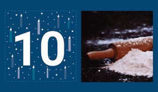 Vychytané vály a válečky na vánoční cukroví